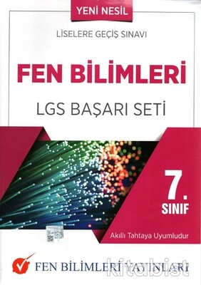 Fen Bilimleri Yayınları - 7.Sınıf Fen Bilimleri LGS Başarı Seti