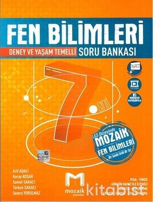 Mozaik Yayınları - 7.Sınıf Fen Bilimleri Soru Bankası