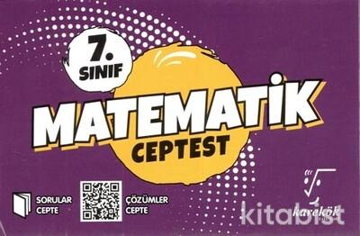 Karekök Yayınları - 7.Sınıf Matematik Cep Test