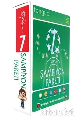 Tonguç Akademi - 7.Sınıf Şampiyon Paketi