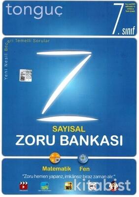 Tonguç Akademi - 7.Sınıf Sayısal Zoru Bankası