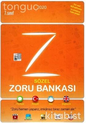 Tonguç Akademi - 7.Sınıf Sözel Zoru Bankası - 2021