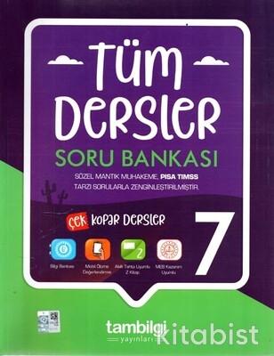 Tam Bilgi Yayınları - 7.Sınıf Tüm Dersler Soru Bankası