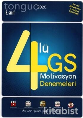 Tonguç Akademi - 8. Sınıf 4'lü LGS Denemeleri