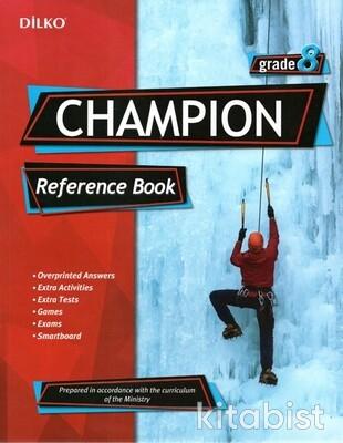 Dilko Yayıncılık - 8. Sınıf Champion Reference Book