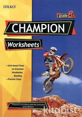 Dilko Yayıncılık - 8. Sınıf Champion Worksheets