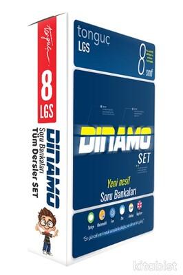 Tonguç Akademi - 8. Sınıf Dinamo Tüm Dersler Soru Bankası Set (6 Kitap Takım)