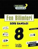 Üçgen Akademi - 8. Sınıf - FEN BİLİMLERİ - Soru Bankası
