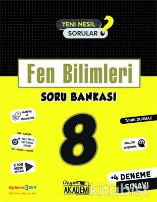 8. Sınıf - FEN BİLİMLERİ - Soru Bankası