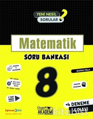 Üçgen Akademi - 8. Sınıf - MATEMATİK - Soru Bankası