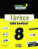 Üçgen Akademi - 8. Sınıf - TÜRKÇE - Soru Bankası