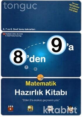 Tonguç Akademi - 8'den 9'a Matematik Hazırlık Kitabı