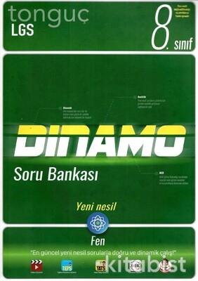 Tonguç Akademi - 8.Sınıf Dinamo Fen Bilimleri Soru Bankası