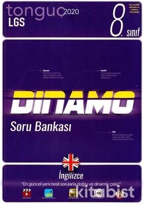 Tonguç Akademi - 8.Sınıf LGS Dinamo İngilizce Soru Bankası