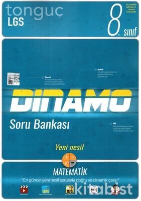 Tonguç Akademi - 8.Sınıf LGS Dinamo Matematik Soru Bankası