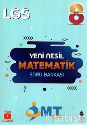 Yüksek Başarı Yayınları - 8.Sınıf LGS İMT Matematik Yeni Nesil Soru Bankası