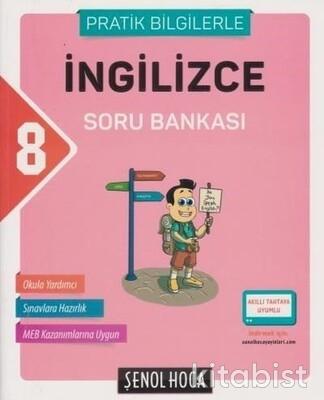 Şenol Hoca Yayınları - 8.Sınıf LGS İngilizce Soru Bankası