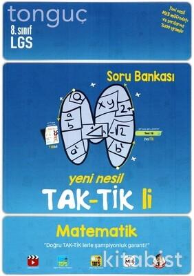 Tonguç Akademi - 8.Sınıf LGS Matematik Taktikli Soru Bankası