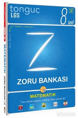 Tonguç Akademi - 8.Sınıf LGS Matematik Zoru Bankası