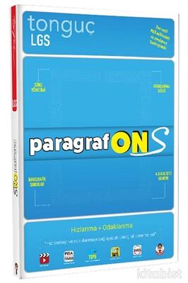 Tonguç Akademi - 8.Sınıf LGS ParagrafONS
