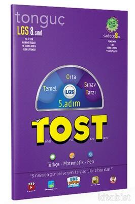 Tonguç Akademi - 8.Sınıf LGS Tost 5.Adım