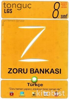 Tonguç Akademi - 8.Sınıf LGS Türkçe Zoru Bankası