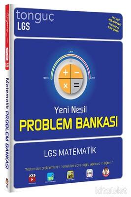 Tonguç Akademi - 8.Sınıf LGS Yeni Nesil Matematik Problem Bankası