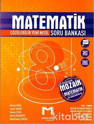 Mozaik Yayınları - 8.Sınıf Matematik Soru Bankası