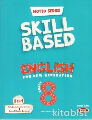Data Yayınları - 8.Sınıf Motto Series Skill Based English