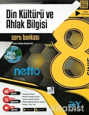 Referans Yayınları - 8.Sınıf Netto Din Kültürü ve Ahlak Bilgisi Soru Bankası