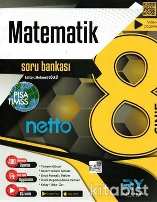 Referans Yayınları - 8.Sınıf Netto Matematik Soru Bankası