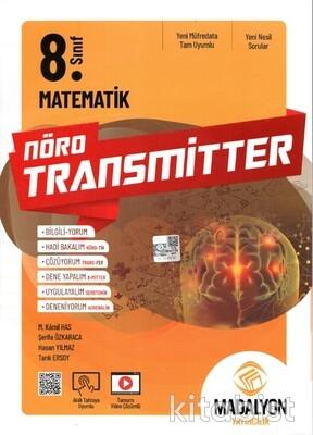 Madalyon Yayıncılık - 8.Sınıf Nörotransmitter Matematik Soru Bankası