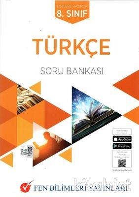 Fen Bilimleri Yayınları - 8.Sınıf Türkçe Soru Bankası