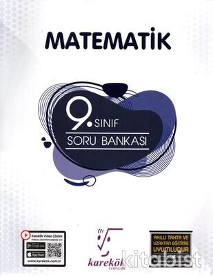 Karekök Yayınları - 9. Sınıf Matematik Soru Bankası