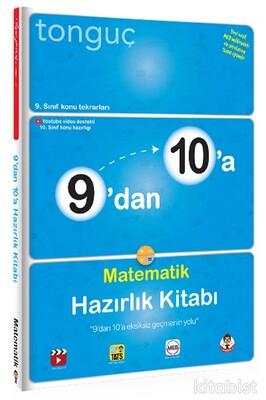 Tonguç Akademi - 9'dan 10'a Matematik Hazırlık Kitabı