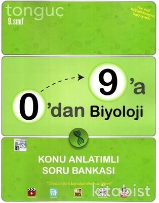 Tonguç Akademi - 9.Sınıf 0'dan 9'a Biyoloji Konu Anlatımlı Soru Bankası