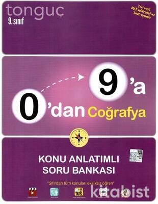 Tonguç Akademi - 9.Sınıf 0'dan 9'a Coğrafya Konu Anlatımlı Soru Bankası