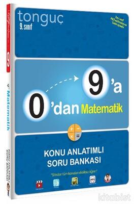 Tonguç Akademi - 9.Sınıf 0'dan 9'a Matematik Konu Anlatımlı Soru Bankası