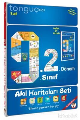 Tonguç Akademi - 9.Sınıf 2.Dönem Akıl Haritaları Seti