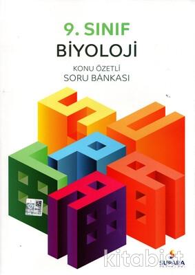 Supara Yayınları - 9.Sınıf Biyoloji Konu Özetli Soru Bankası