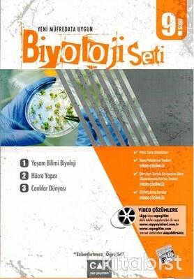 Çap Yayınları - 9.Sınıf Biyoloji Seti