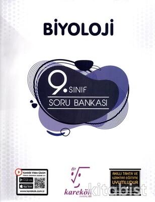 Karekök Yayınları - 9.Sınıf Biyoloji Soru Bankası