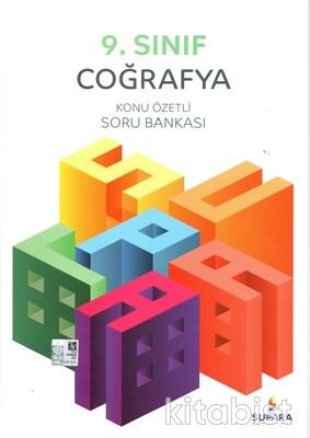 Supara Yayınları - 9.Sınıf Coğrafya Konu Özetli Soru Bankası