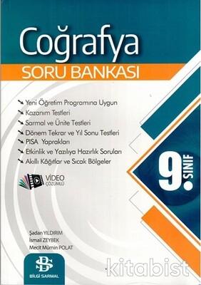 Bilgi Sarmal Yayınları - 9.Sınıf Coğrafya Soru Bankası