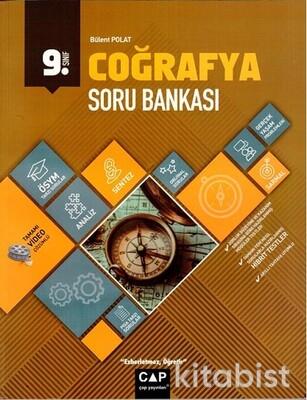 Çap Yayınları - 9.Sınıf Coğrafya Soru Bankası