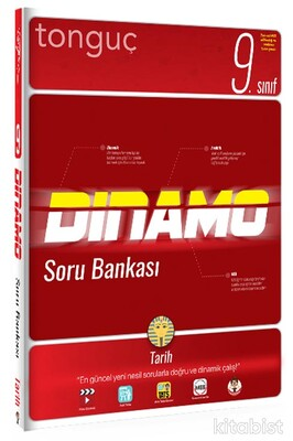 Tonguç Akademi - 9.Sınıf Dinamo Tarih Soru Bankası