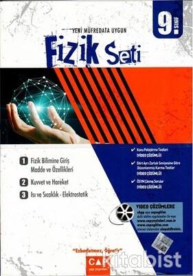 Çap Yayınları - 9.Sınıf Fizik Seti