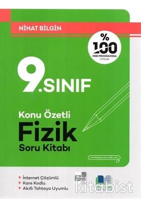Nihat Bilgin Yayınları - 9.Sınıf Fizik Soru Bankası