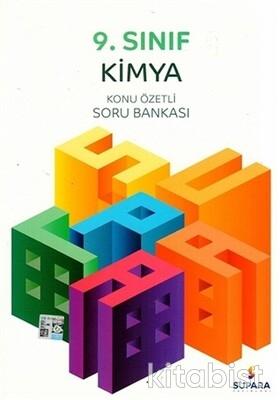 Supara Yayınları - 9.Sınıf Kimya Konu Özetli Soru Bankası