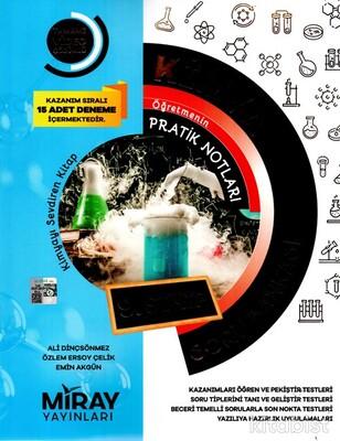 Miray Yayınları - 9.Sınıf Kimya Öğretmenin Pratik Notları Soru Bankası